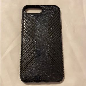 SPECK PRESIDIO GRIP GLITTER IPHONE CASE